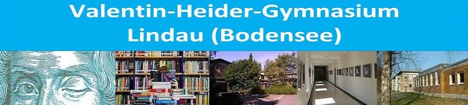 Homepage des Valentin-Heider-Gymnasiums